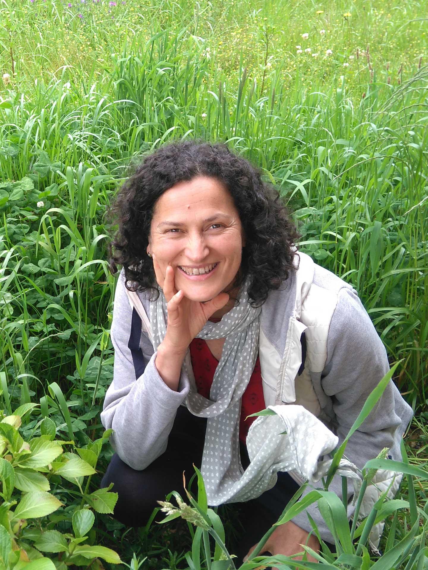 Raquel Flores, profesora de mindfulness y yoga