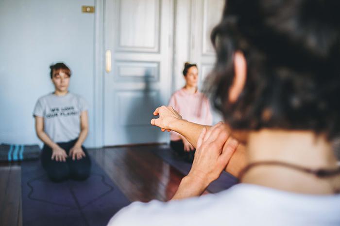 Clase Mindfulness Raquel Flores